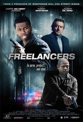 Freelancers (2012) HDTV 720P ITA AC3 x264 mkv