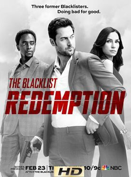 The Blacklist Redemption - Stagione 1 (2017) (Completa) DLMux 1080P ITA ENG AC3 H264 mkv