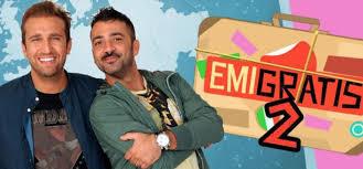 Emigratis - Stagione 2 (2017) (Completa) HDTV ITA AC3 Avi