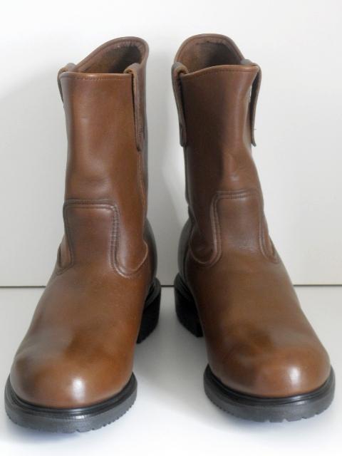 red wing pecos boots stiefel us 9 eu 42 43 neu ebay. Black Bedroom Furniture Sets. Home Design Ideas