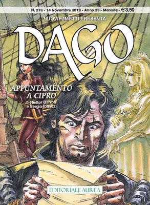 Dago Nuova Fumetti 276 - Anno 25 N.11 - Appuntamento a Cipro (Novembre 2019)