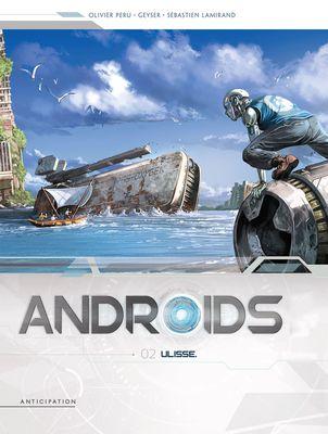 Androids N.02 - Ulisse (SOLEIL) (2016)