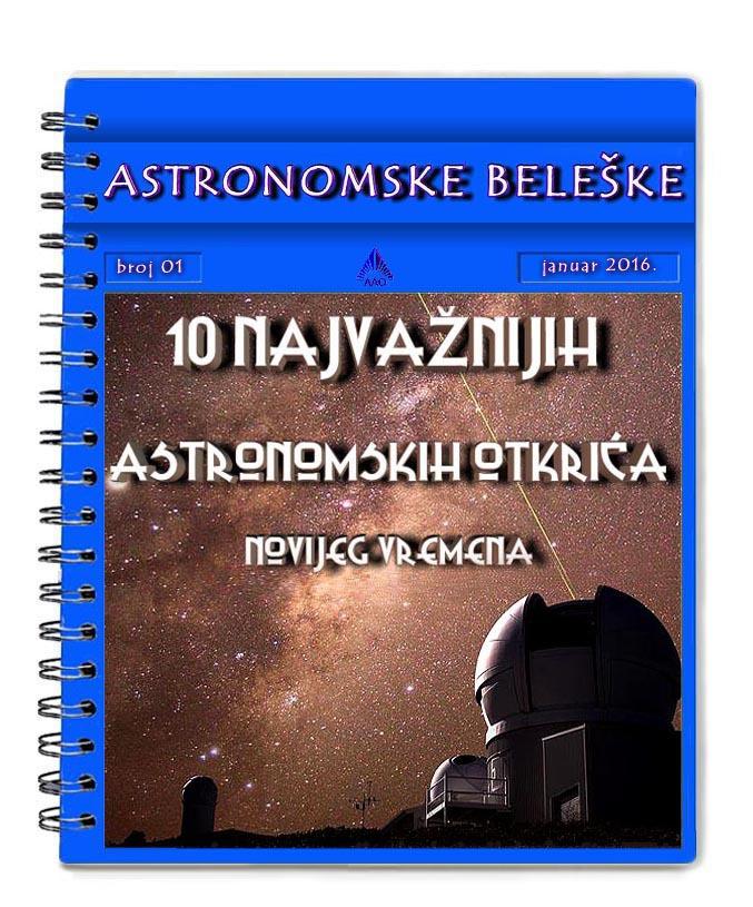 ASTRONOMSKE BELESKE BROJ 1 0133smz