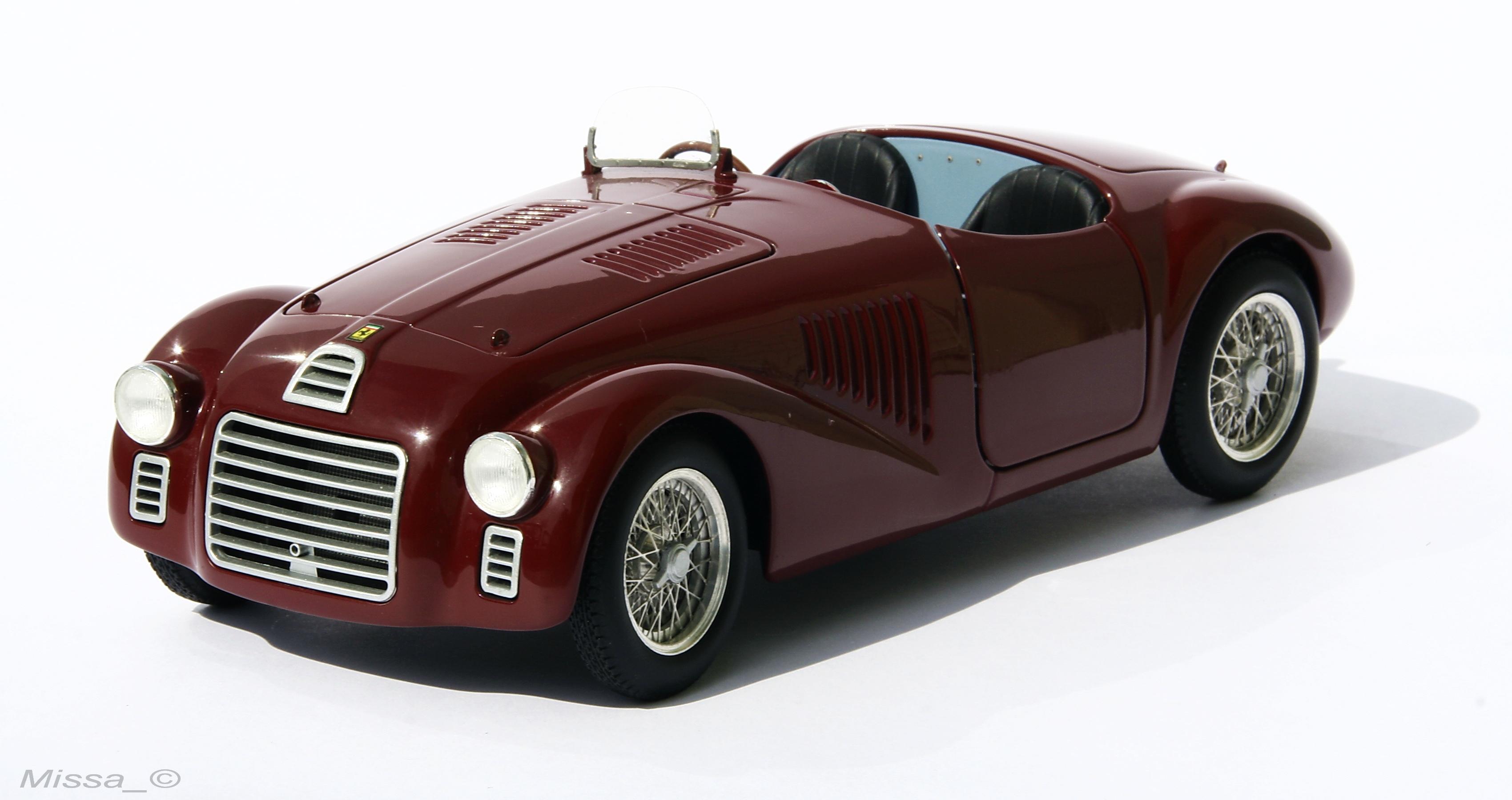 Hot Wheels Elite Ferrari 125s Diecastsociety Com