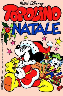 I classici di Walt Disney II serie 109 - Topolino Natale (1986-01)