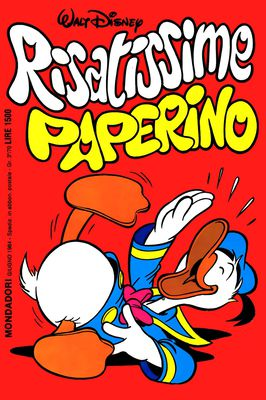 I classici di Walt Disney II serie 090 - Risatissime Paperino (1984-06)