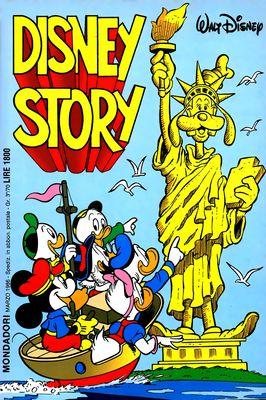 I classici di Walt Disney II serie 111 - Disney Story (1986-03)