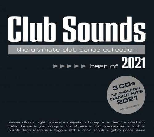 Club Sounds - Best Of 2021 (2021)