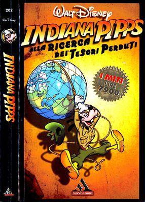 I Miti 202 - Indiana Pipps alla ricerca dei tesori perduti (07-2001)