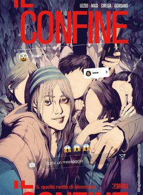 Il Confine 05 - Il Confine. Quella notte di dicembre (Ottobre 2020)(Audace)