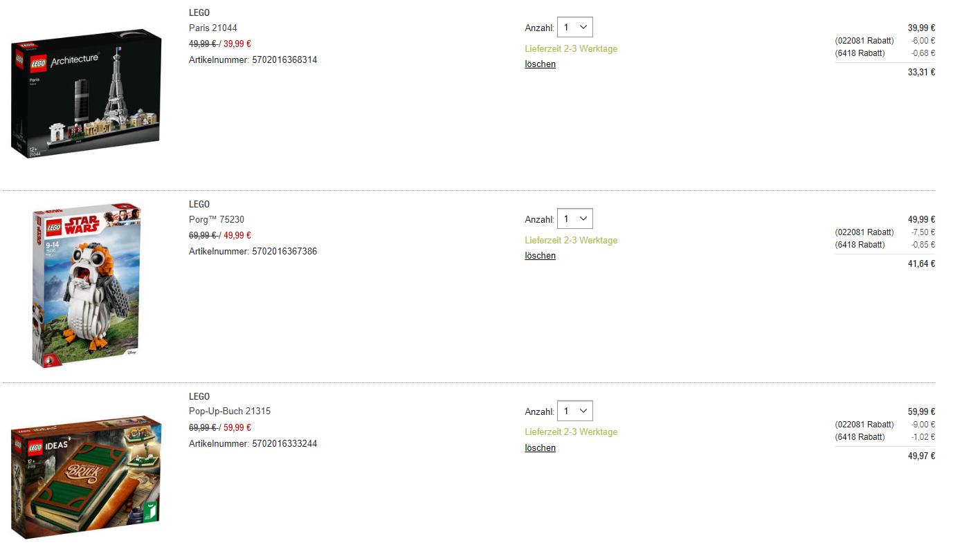 e5564d9bd195e Update vom 21. März: Es sind wieder ein paar Sets im Preis gesenkt worden 🙂