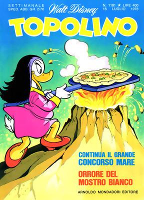 Topolino 1181 - Zio Paperone e la disfida delle antenn (07-1978)