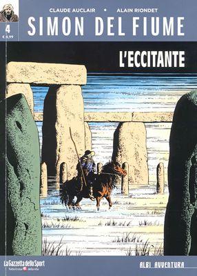 Collana Albi Avventura 59 - Simon Del Fiume 04 - L'Eccitante (RCS-2019-02-10)