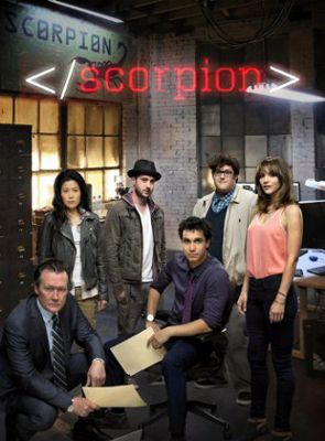 Scorpion - Stagione 2 (2016) (17/24) DLMux ITA ENG MP3 Avi