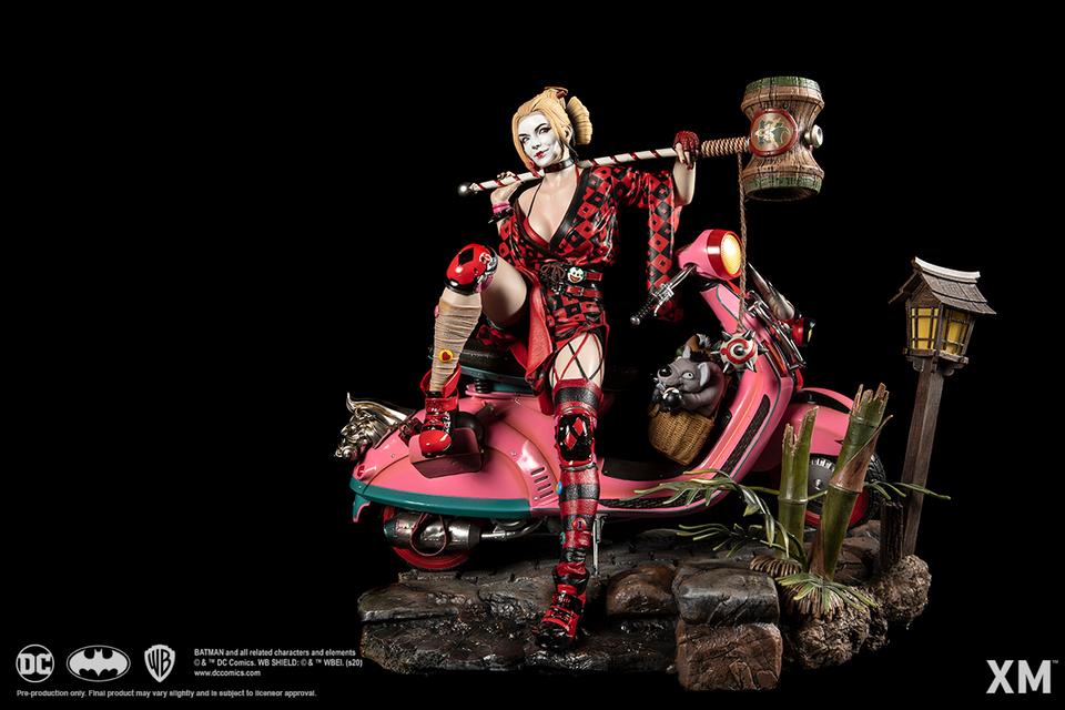 Premium collectibles : Harley Quinn** 01bskxy