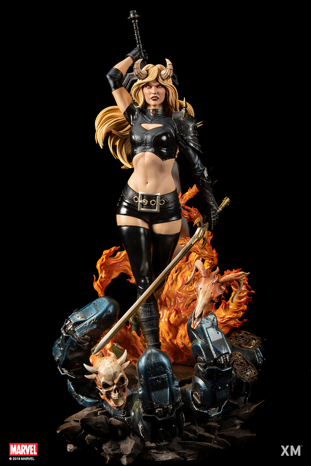 Premium Collectibles : Magik 01bwks8