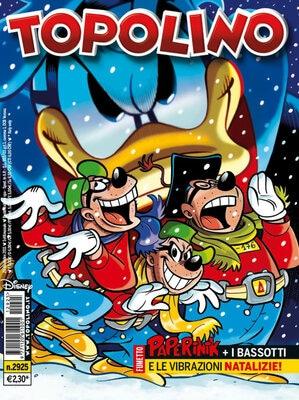 Topolino 2925 - 20 Dicembre 2011