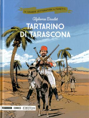 La grande letteratura a fumetti 30 - Tartarino di Tarascona