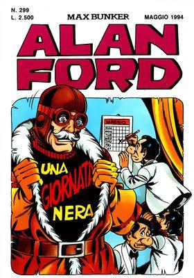 Alan Ford 299 - Una giornata nera (MBP Maggio 1994)
