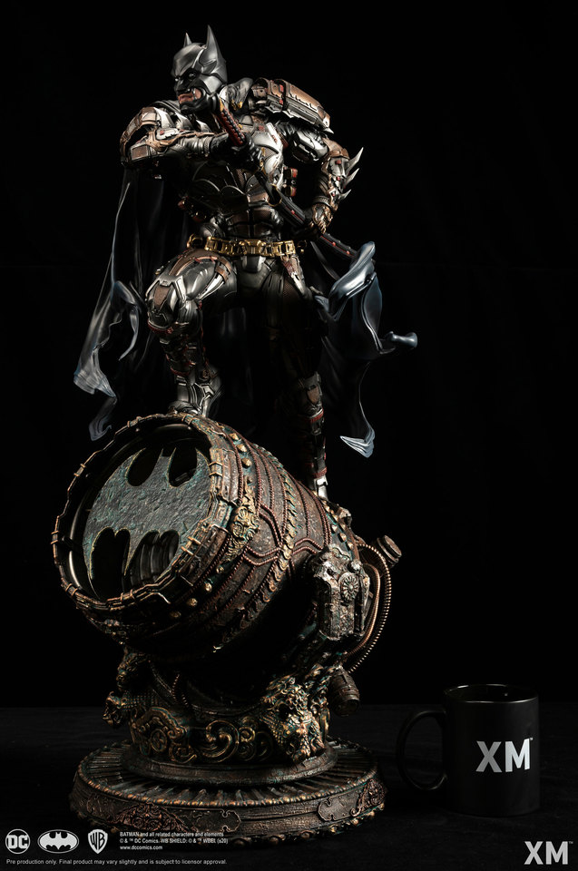 Samurai Series : Batman Shugo 01d6kbn