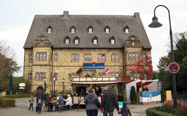 Schlosskirmes Erwitte