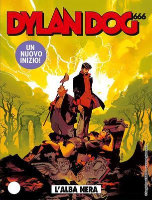 Dylan Dog N. 401 - L'alba nera (Febbraio 2020)