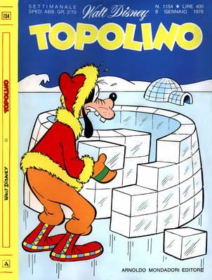 Topolino 1154 - Zio Paperone e i dollari surgelati (01-1978)