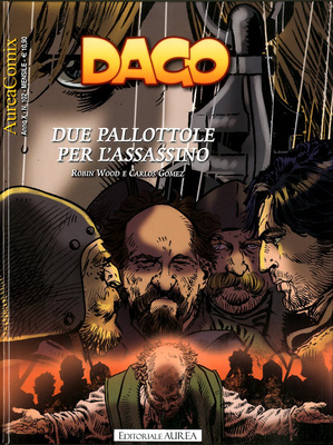 Dago 124 - Aureacomix 102 - Due pallottole per l'assassino (Novembre 2019)