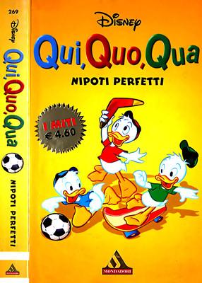I Miti 269 - Qui, Quo, Qua nipoti perfetti (07-2003)