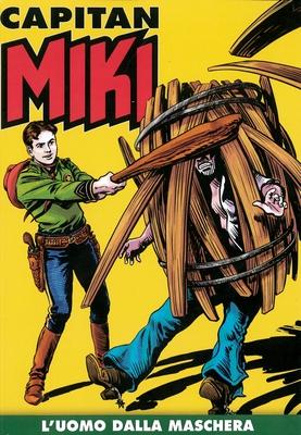 Capitan Miki a colori N.77 - L'uomo dalla Maschera (Luglio 2020)