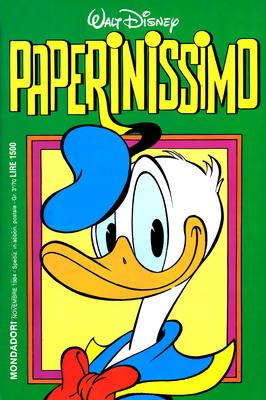 I classici di Walt Disney II serie 095 - Paperinissimo (1984-11)
