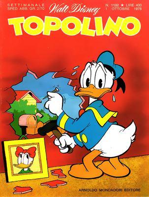 Topolino 1192 - Zio Paperone e la caccia al frescone (10-1978)