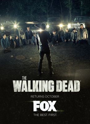The Walking Dead - Stagione 7 (2016) (15/16) DLMux ITA ENG MP3 Avi