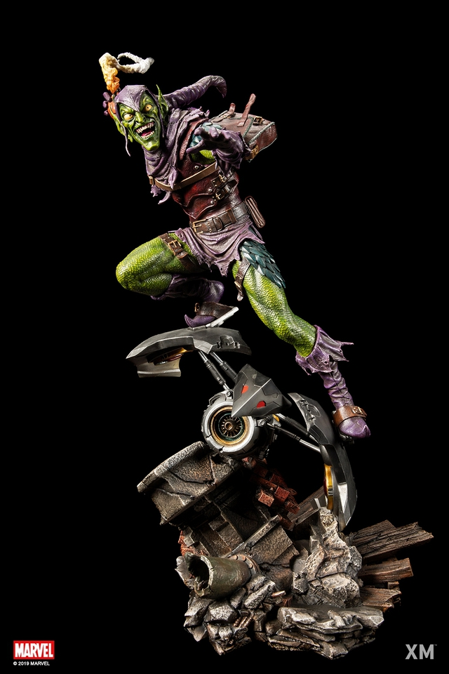 Premium Collectibles : Green Goblin** - Page 2 01opkdy