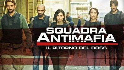 Squadra Antimafia - Il Ritorno del Boss (2016) (Completa) HDTV 720P  ITA AC3 x264 mkv