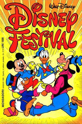 I classici di Walt Disney II serie 101 - Disney Festival (1985-05)