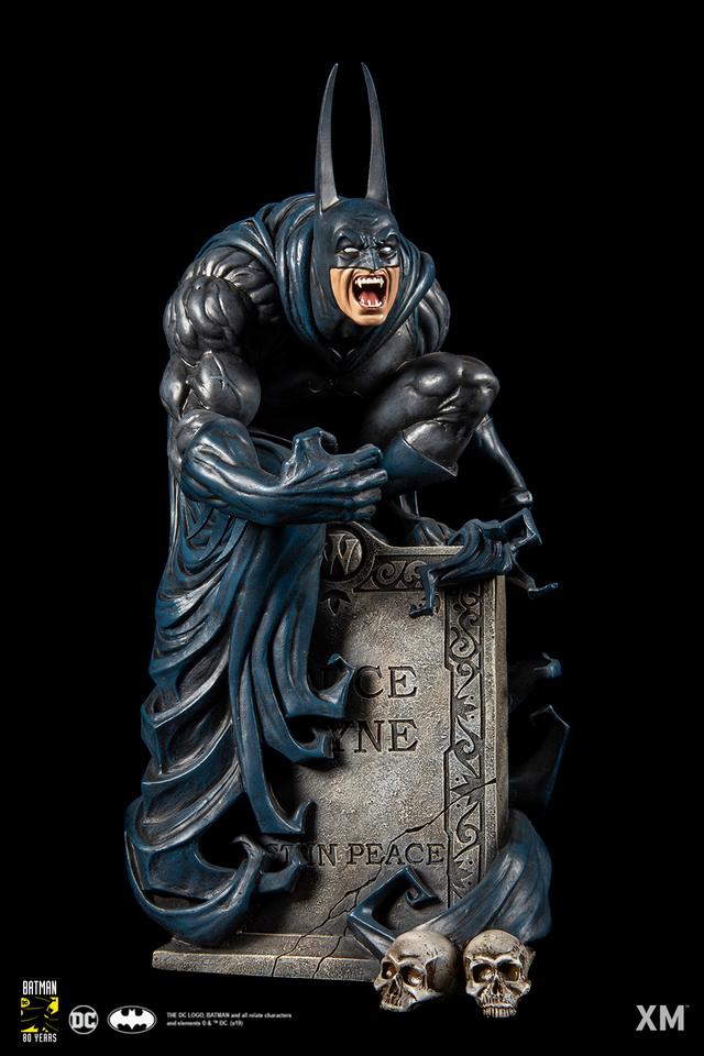Premium Collectibles : Batman Bloodstorm Cover Art 1/6**  01qqj67