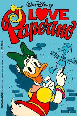 I classici di Walt Disney II serie 097 - I Love Paperino (1985-01)