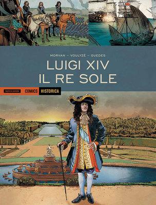 Historica 51 - Luigi XIV - Il Re Sole (01/2017)