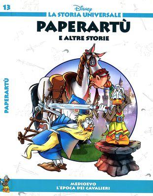 La Storia Universale Disney - Volume 13 - Paperartù (05-2011)