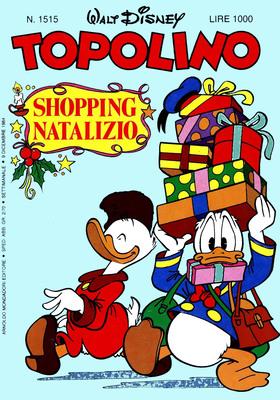 Topolino 1515 - Topolino e il computer anticrimine (p.2) (12-1984)