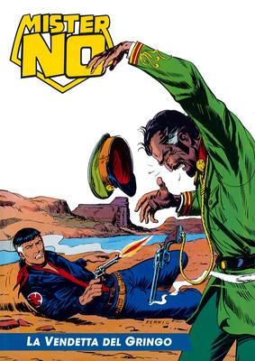 Mister No (a colori) 005 - La vendetta del gringo (RCS 2020-