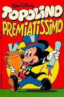 I classici di Walt Disney II serie 096 - Topolino Premiatissimo (1984-12)
