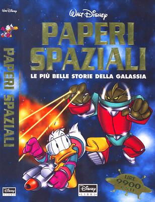 Piu' Disney 11 - Paperi Spaziali (Disney 1999-10)