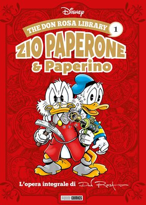The Don Rosa Library N.01 - Zio Paperone