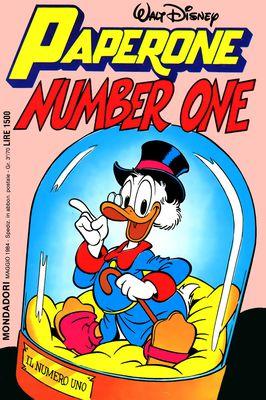 I classici di Walt Disney II serie 089 - Paperone Number One (1984-05)
