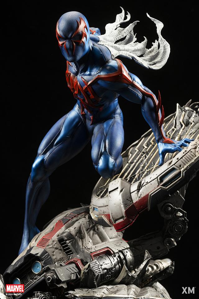 Premium Collectibles : Spider-Man 2099 01ztjyl