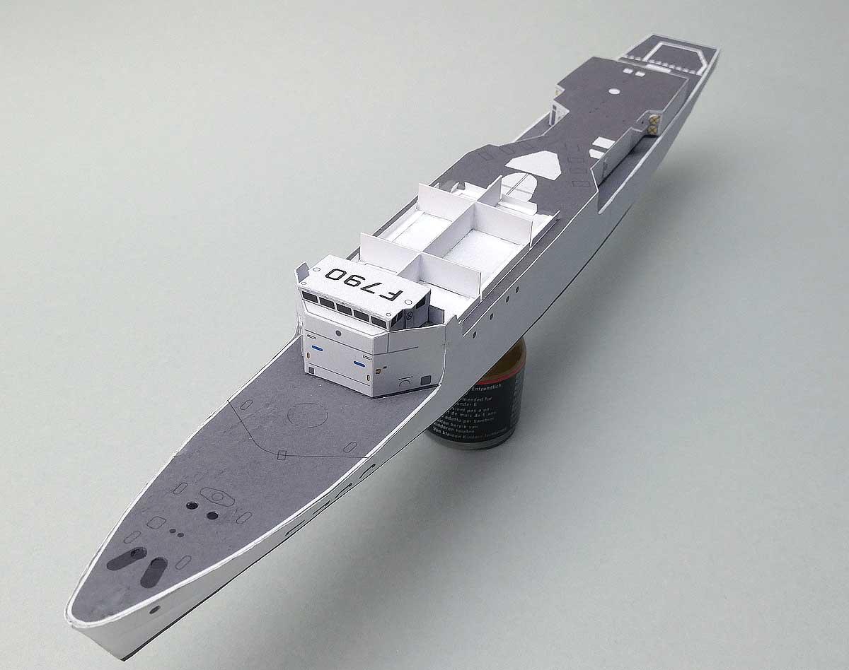 """Aviso A 69 """"Classe d'Estienne d'Orves"""" F790 Lieutenant de vaisseau Lavallée / Propre construction 1: - Page 2 020-brckenansichtttkp5"""