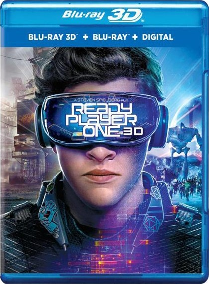 Başlat - Ready Player One - 2018 - 3D H-SBS - 1080p - DUAL (TR-EN)