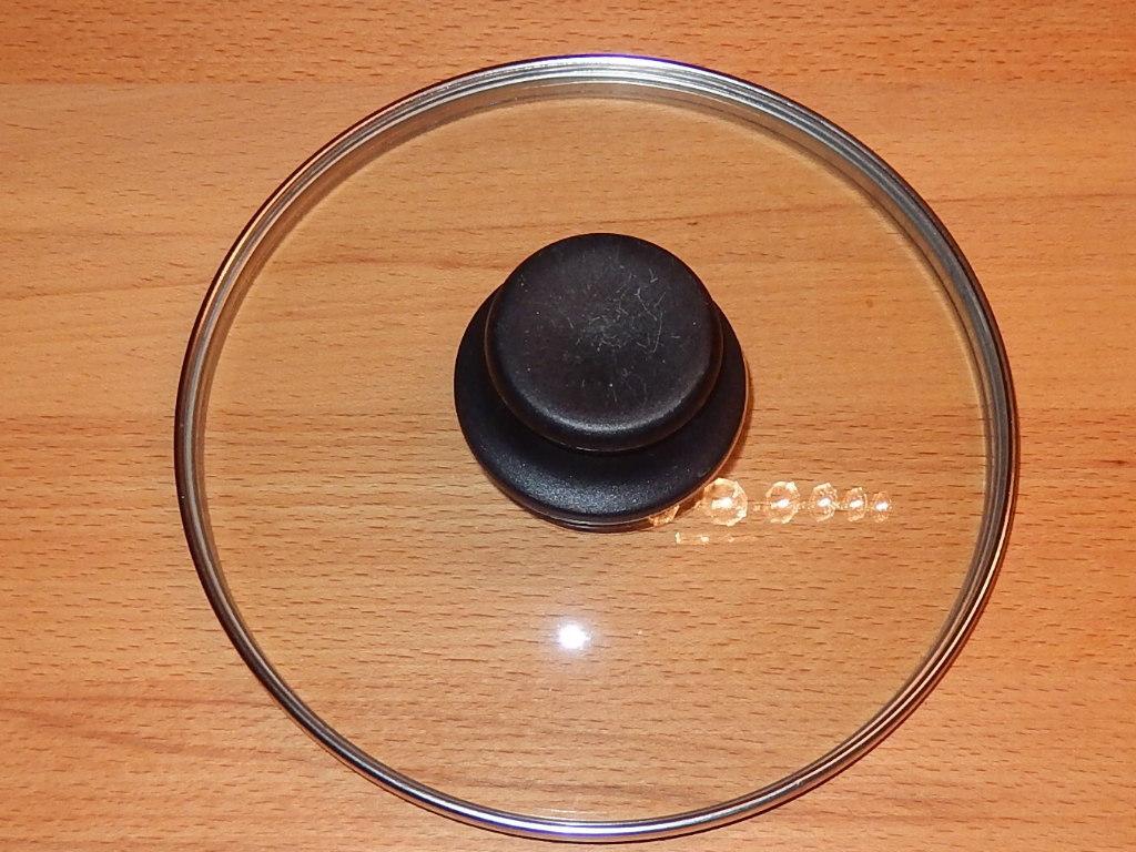 glasdeckel 20 cm f r t pfe und pfannen ebay. Black Bedroom Furniture Sets. Home Design Ideas